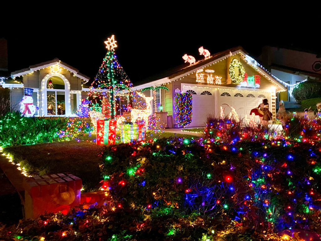 Use only lights that have the label of a recognized testing laboratory, like Underwriters Laboratories, to ensure holiday safety.